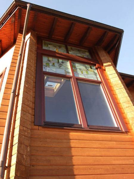 double leaf wooden windows 3