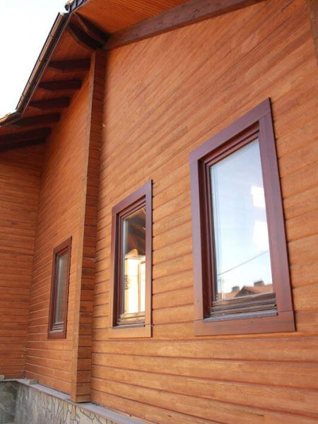 single-leaf wooden windows 2